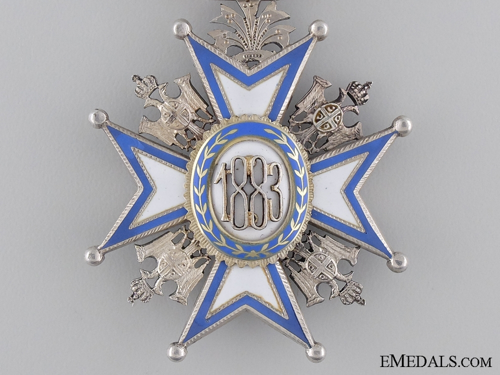 A Serbian Order of St. Sava; 5th Class 1904-1914