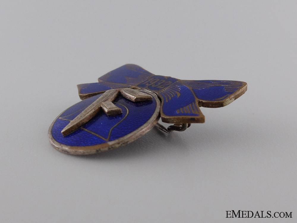 1932 Stahlhelm Women's Organization Pin