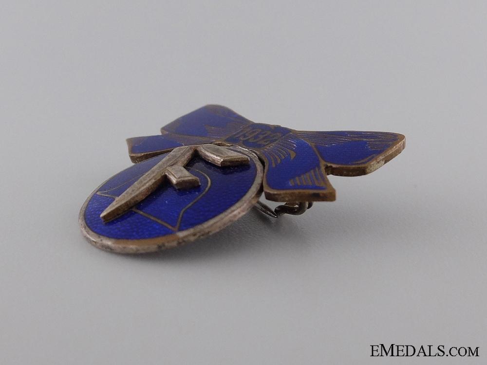 1932 Stahlhelm Women's Organization Pin
