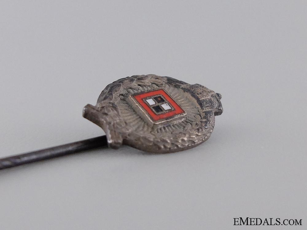 A First War Observer's Badge Stickpin