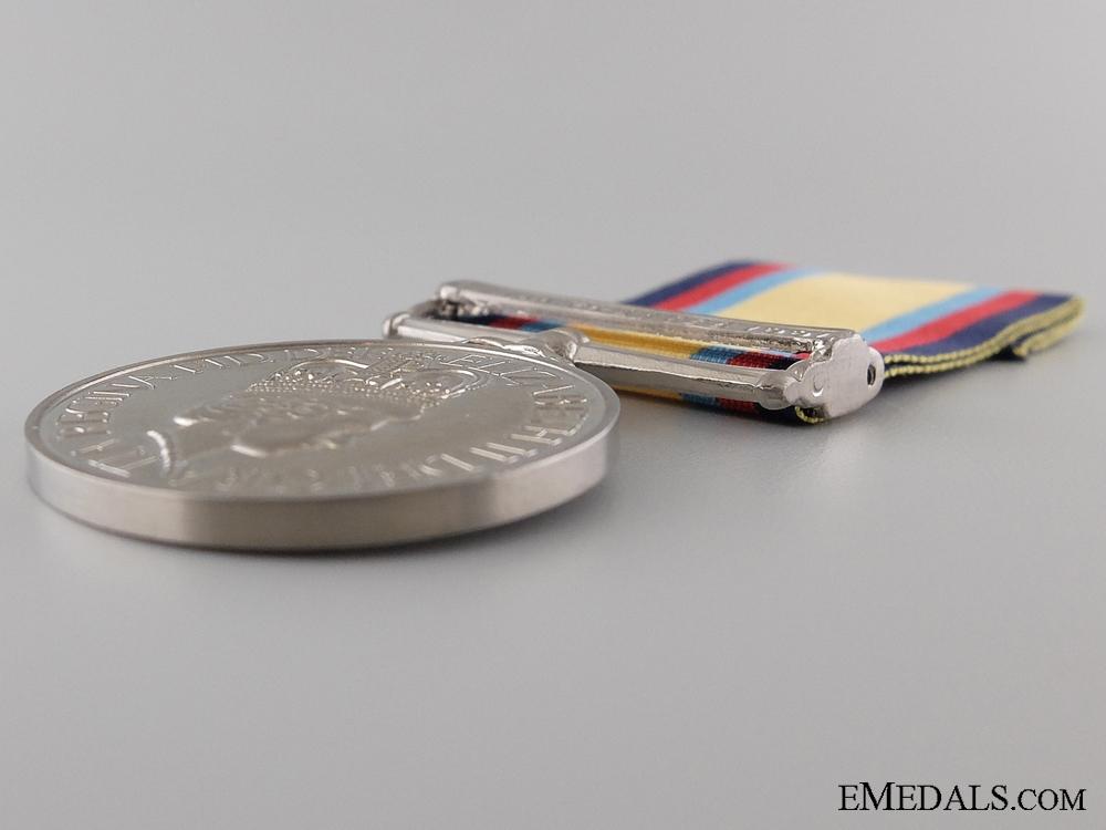 1990-91 Gulf Medal
