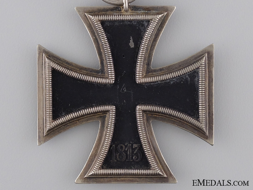 Iron Cross Second Class 1939; Marked 52