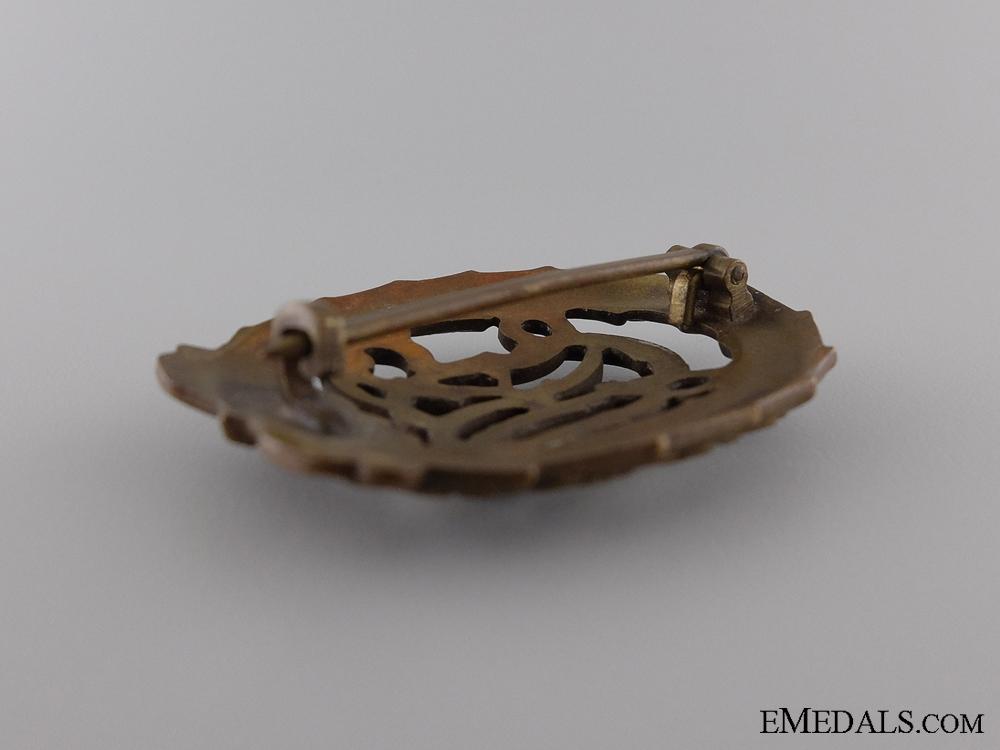 Bronze Grade DRL Sport Badge; 3rd Model