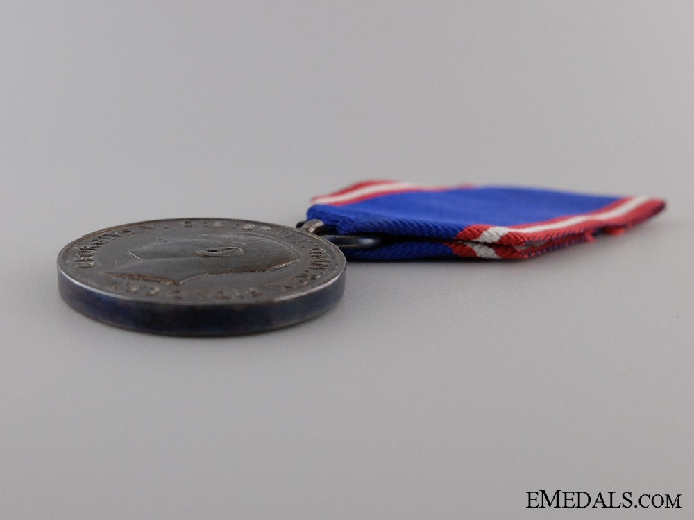 The Royal Victorian Medal