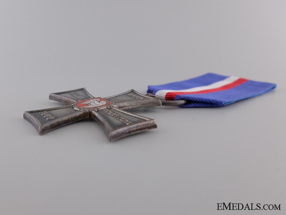 A Polish Political Prisoner's Cross