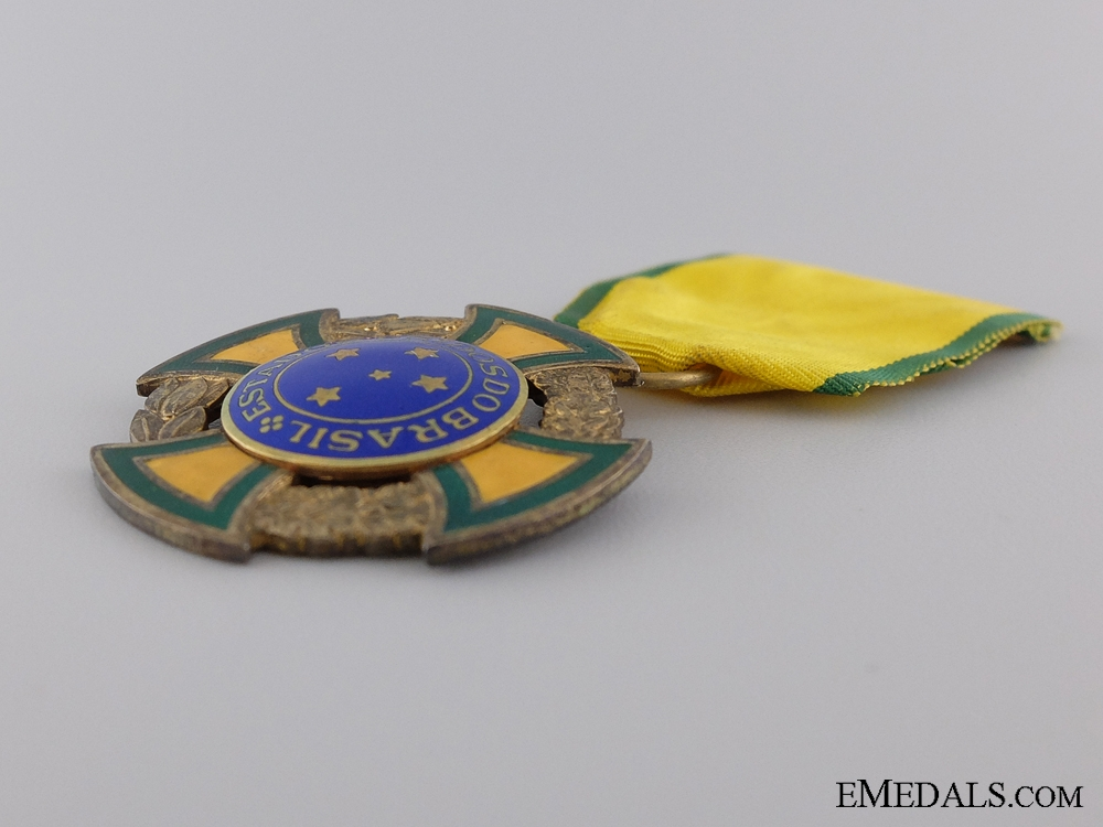 A WWII Brazilian War Cross 1942