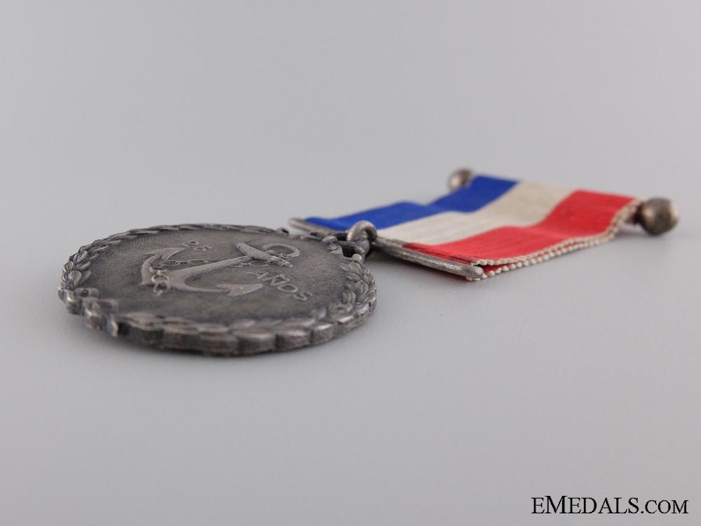 A Chilean Navy Twenty-Five Year Service Medal