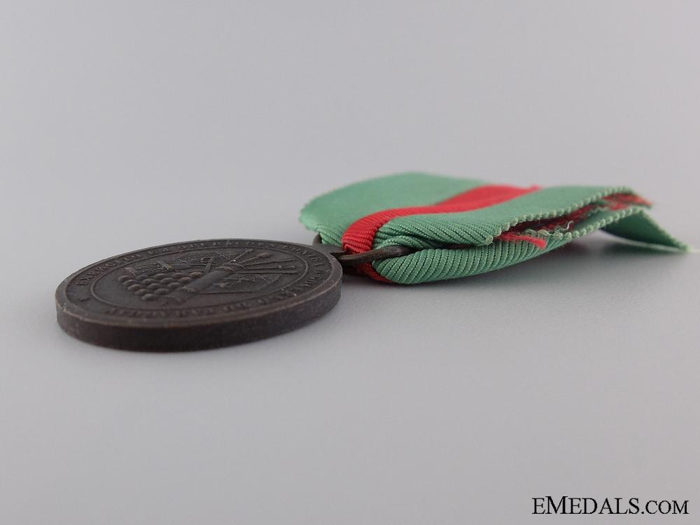 A Brazilian 1868 Bravery Medal
