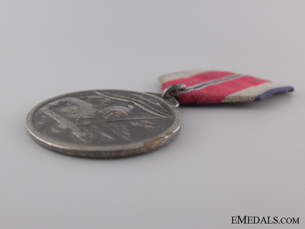 A North Korean Military Merit Medal