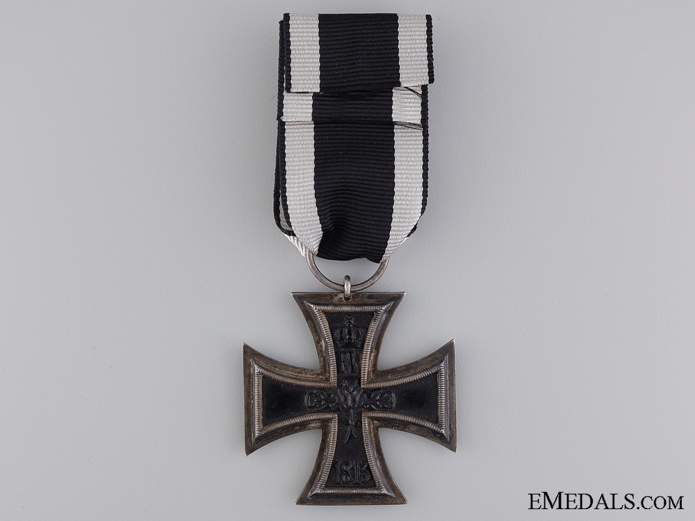 An First War Iron Cross 2nd Class 1914; Marked