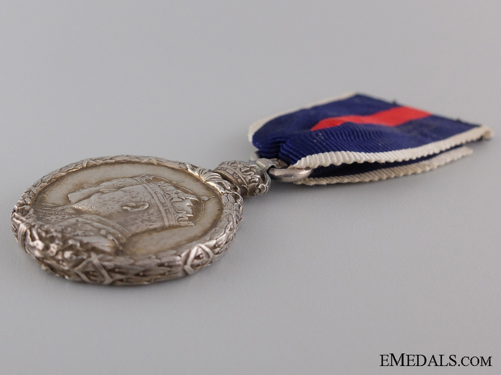 A 1902 Edward the 7th Coronation Medal