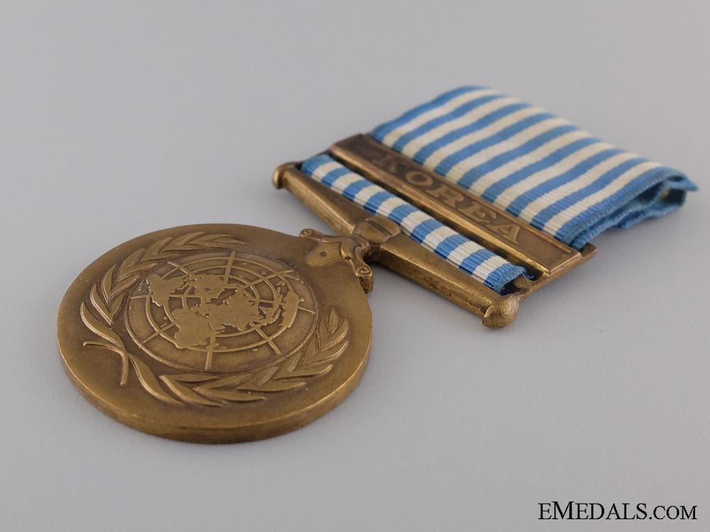 A Dutch U.N. Korean War Medal