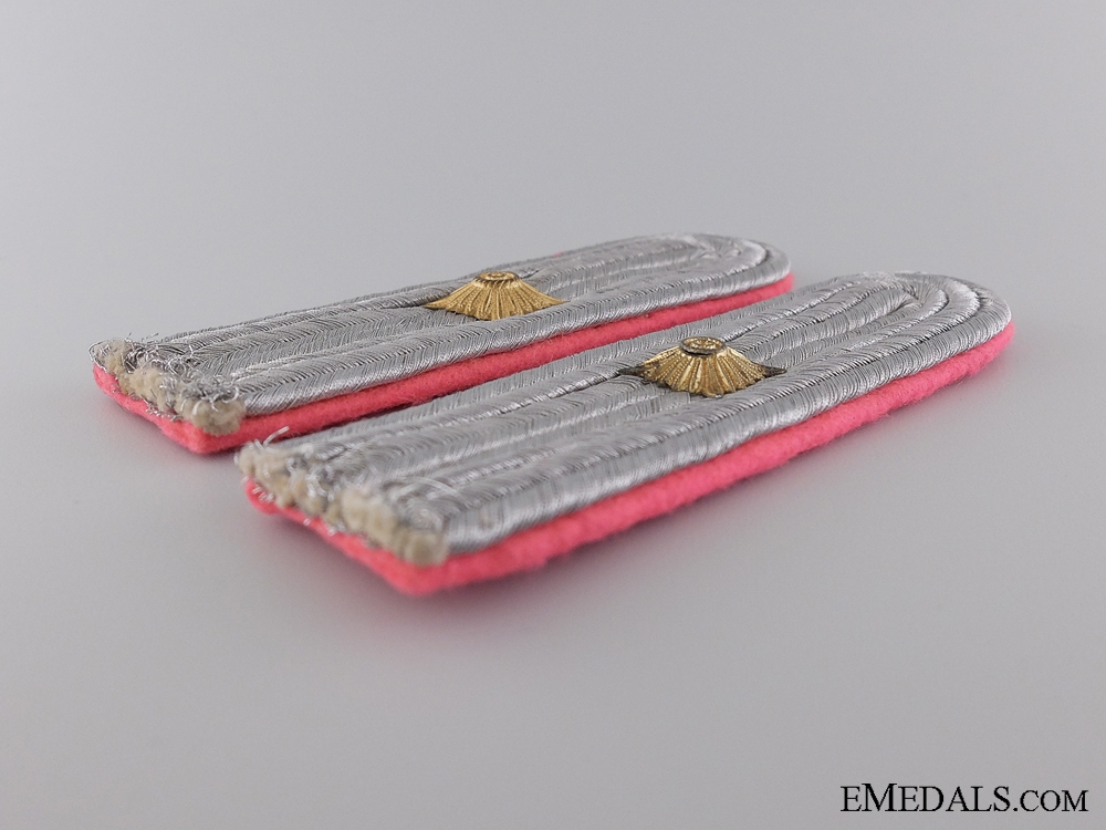 Luftwaffe Engineer Shoulder Boards