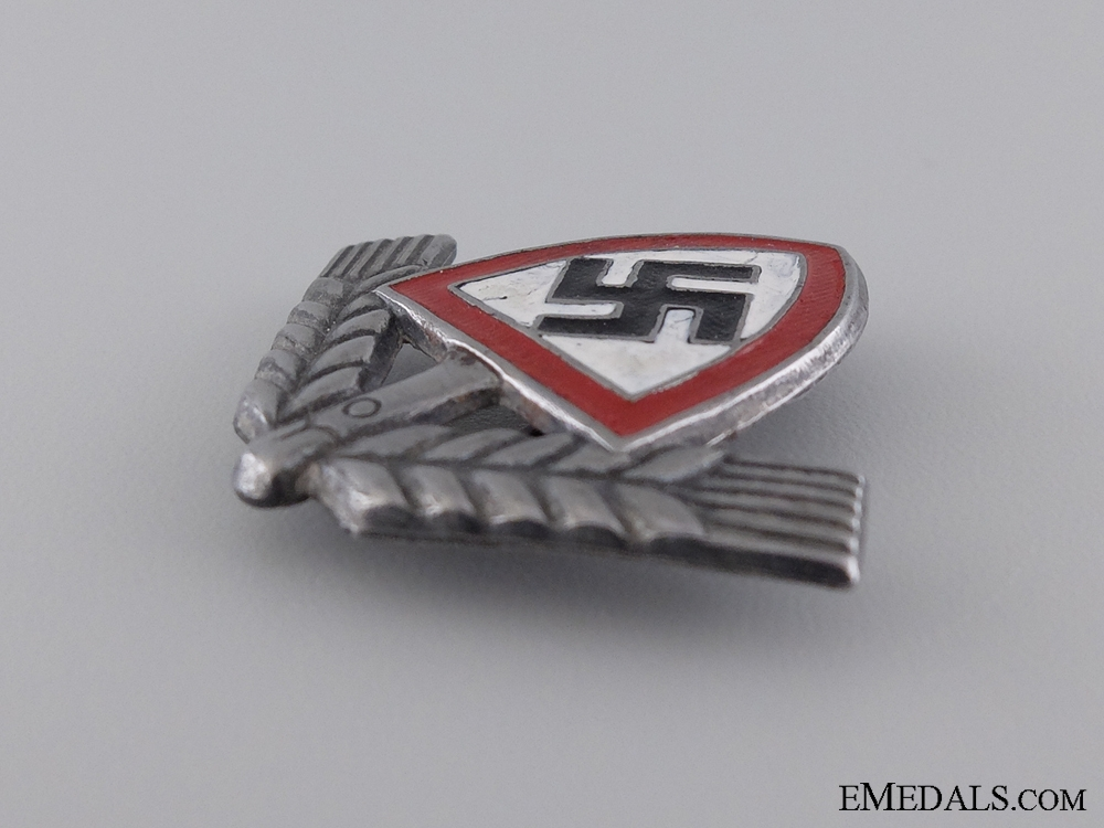 "A RAD Officer""¢¯s Cap Badge"