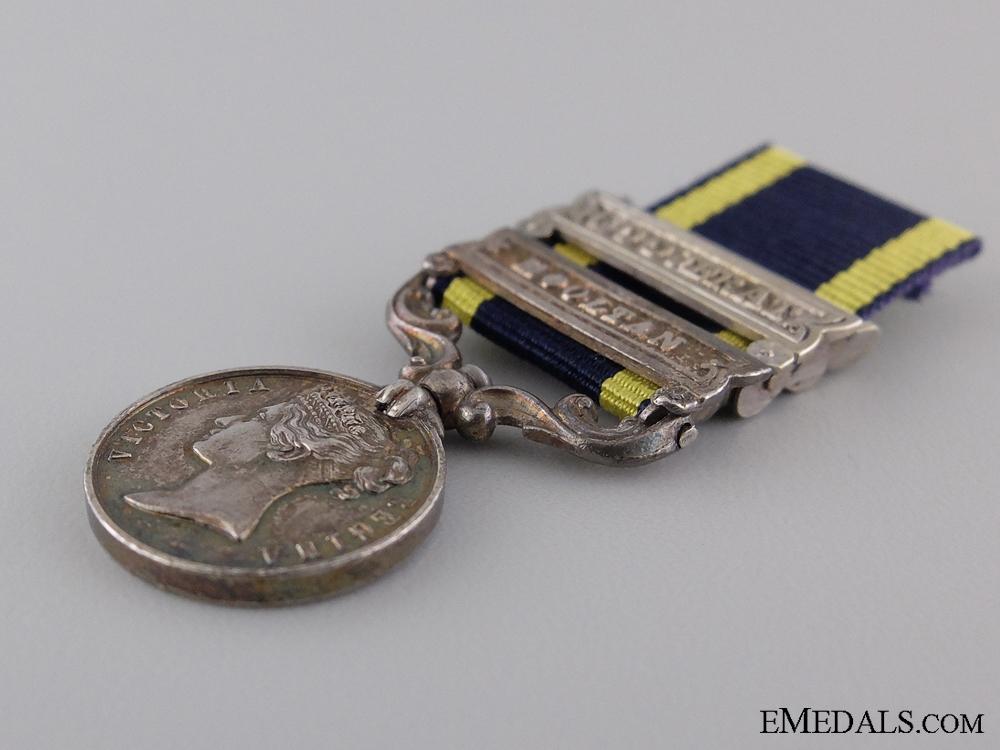 A Miniature Punjab 1848-49 Medal