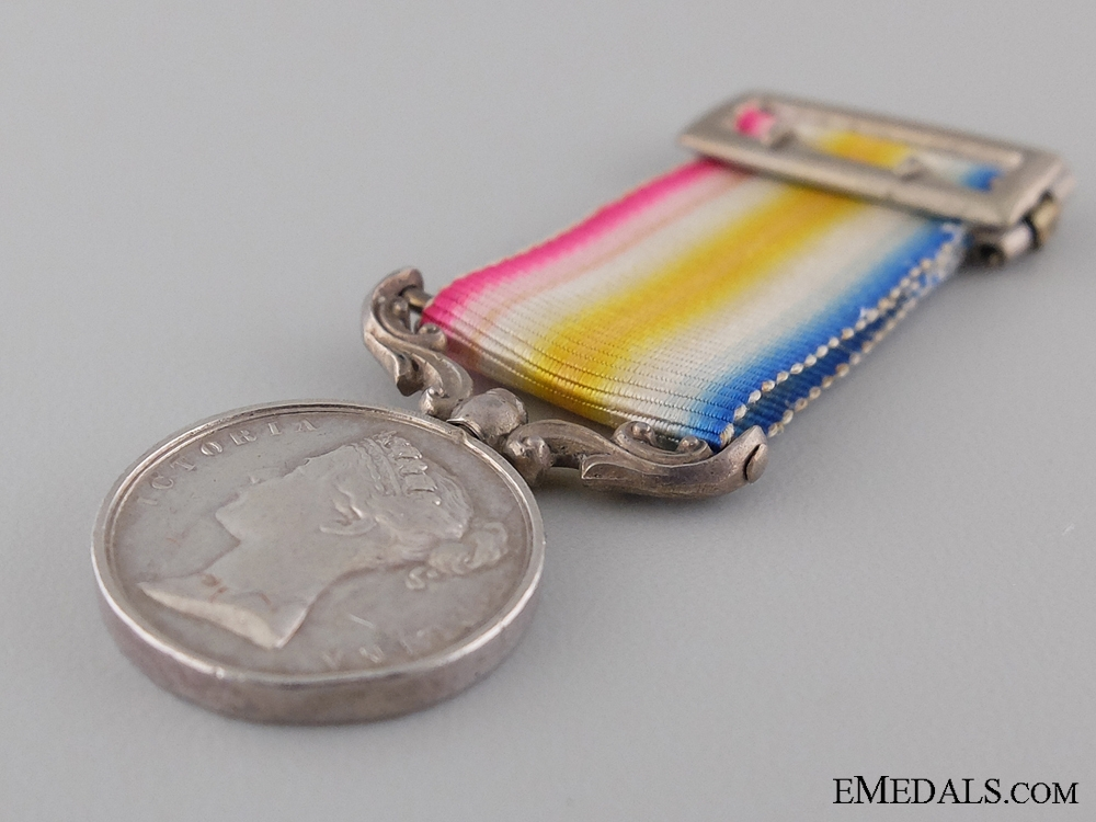 An 1842 Miniature Cabul Campaign Medal