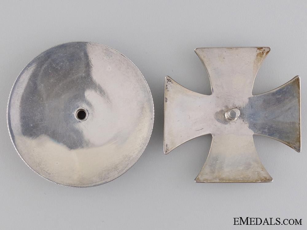 A Fine WWI Iron Cross, Unmarked Hansen