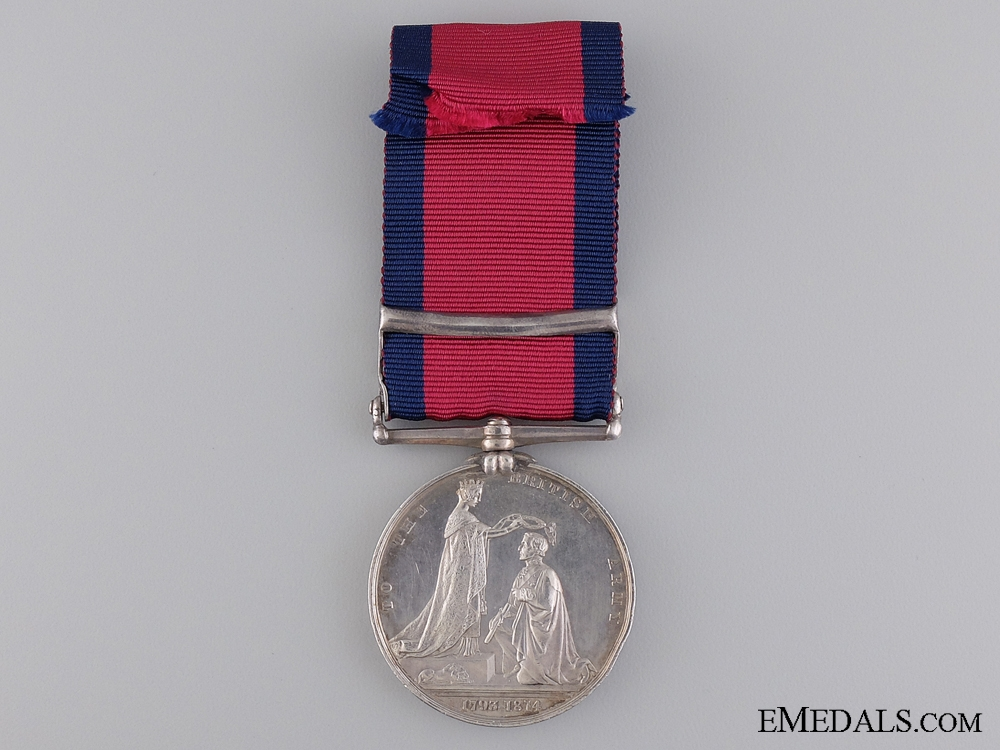 A Military General Service Medal to the King's German Legion