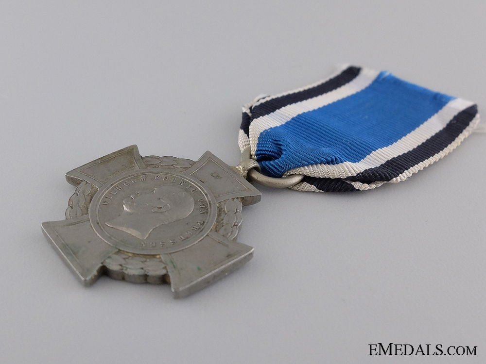 A Prussian Dupel Sturm Cross