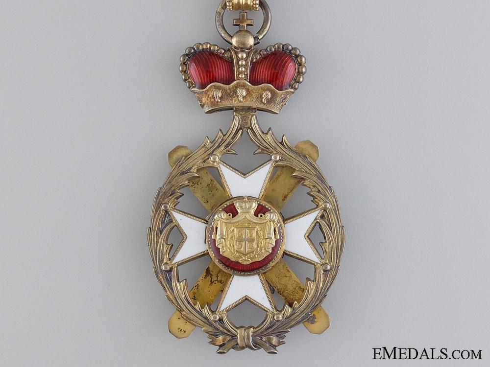 A Serbian Order of Takovo, Commander's Cross