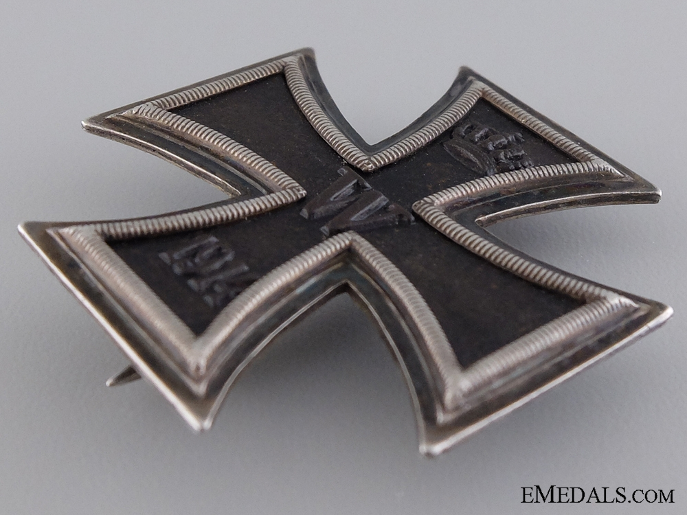 An Iron Cross First Class 1914