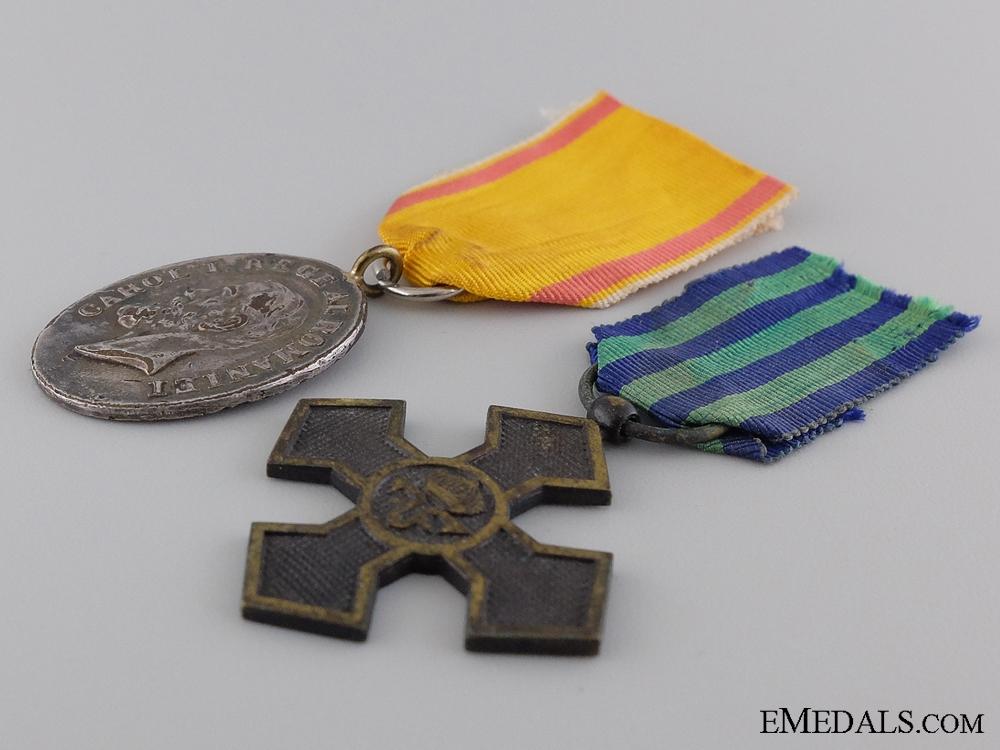 A First War Romanian Pair