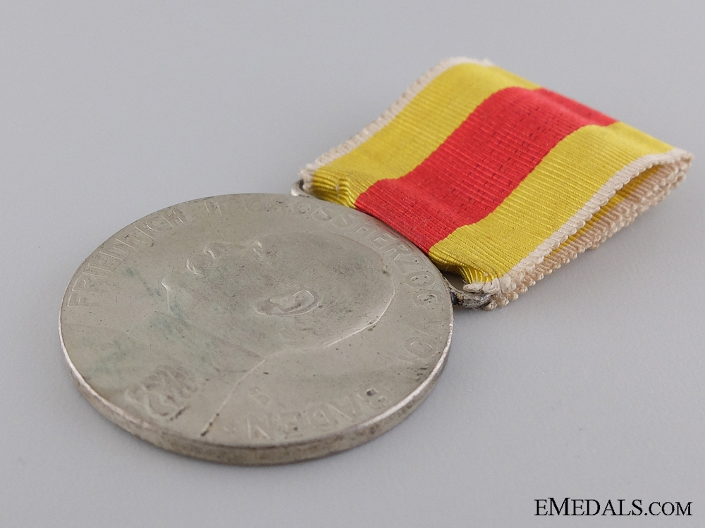 A 1908-1916 Friedrich II Silver Medal of Merit