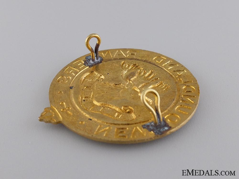 A Second War Newfoundland Rangers Badge