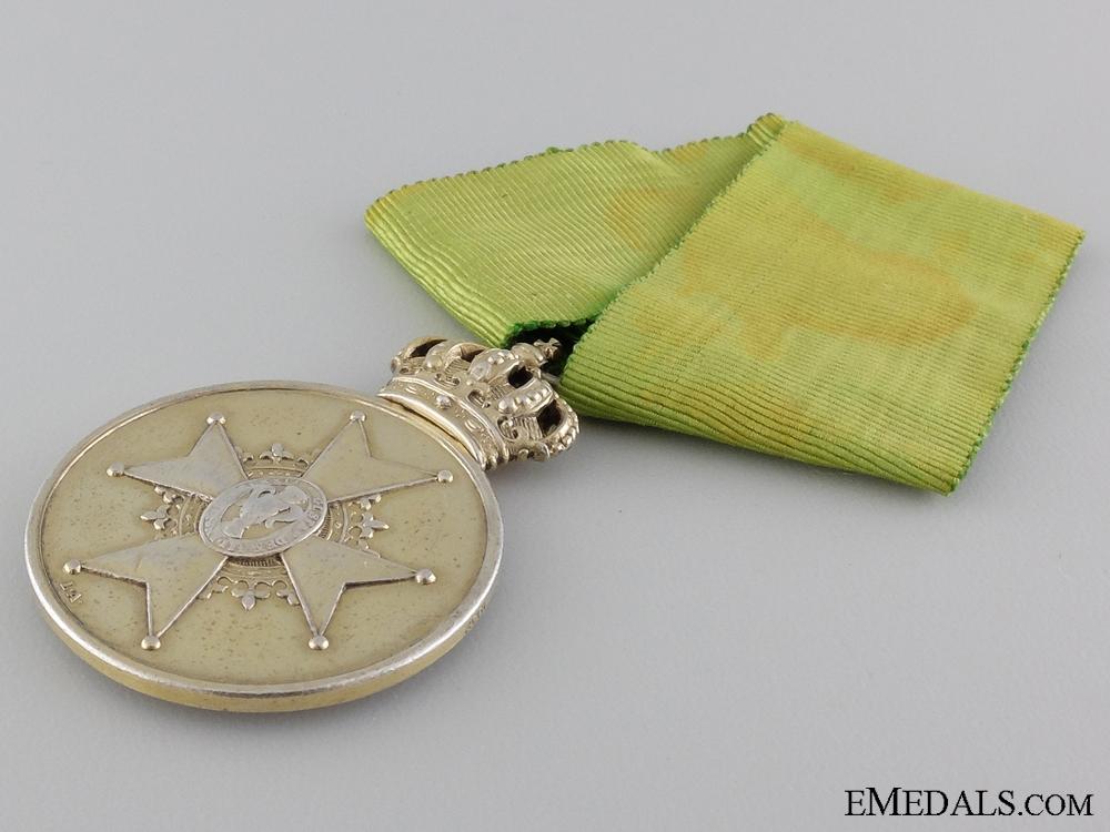A Swedish Order of Vasa Merit Medal