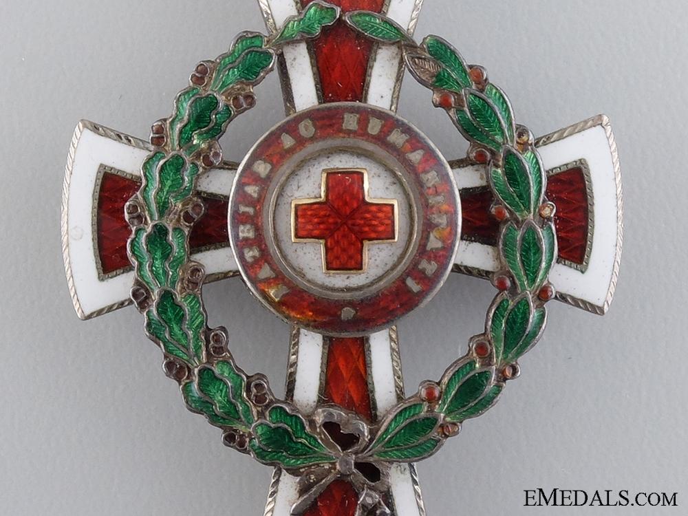 Austria, Empire. A Red Cross Honour Decoration, II Class, by G.A. SCHEID