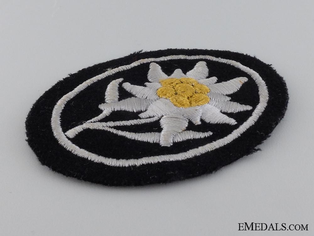A Mint SS Gebirgstruppen Insignia/Badge