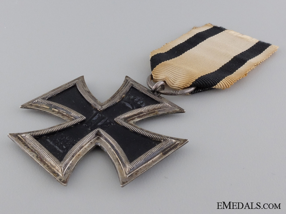 A Non-Combatant's Iron Cross 2nd Class 1914; Friedländer, Berlin
