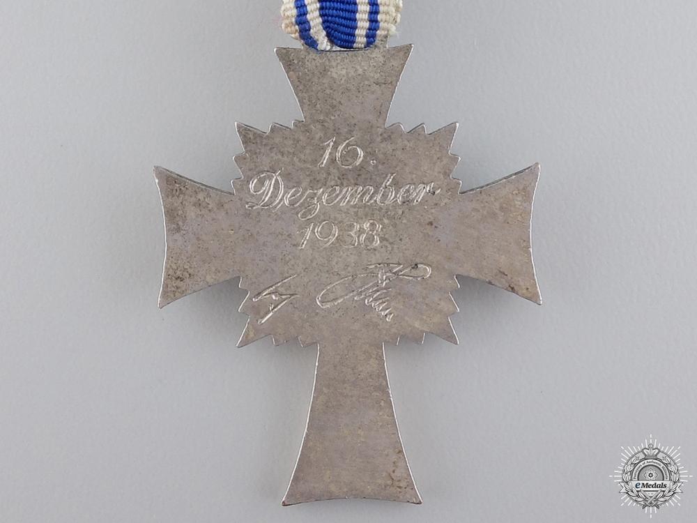 A Silver Grade Mother's Cross