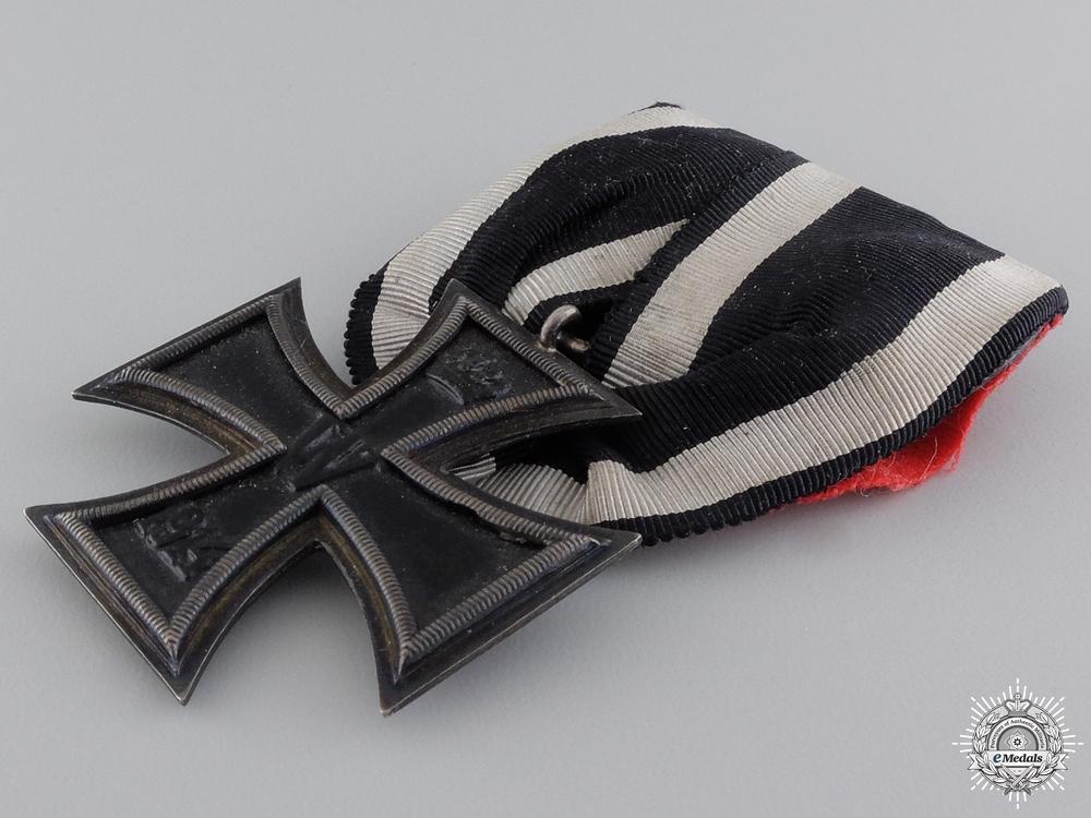 An Iron Cross Second Class 1914