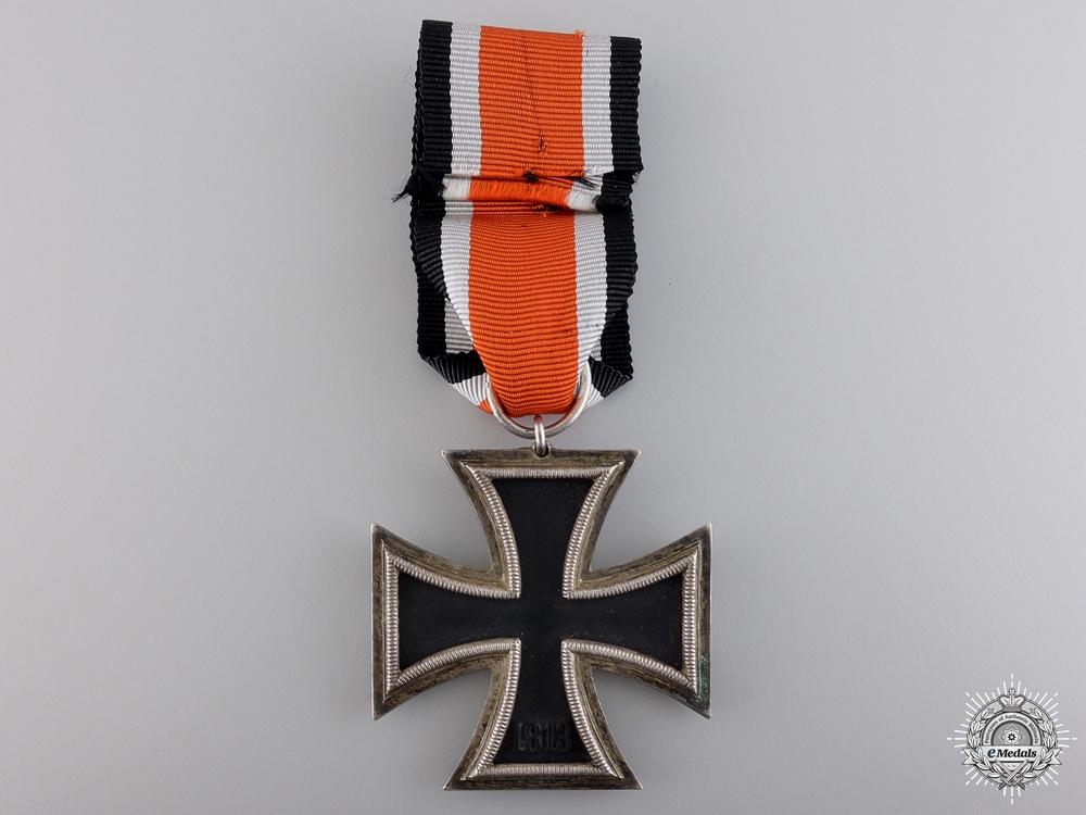 An Iron Cross Second Class 1939; Round 3 Version