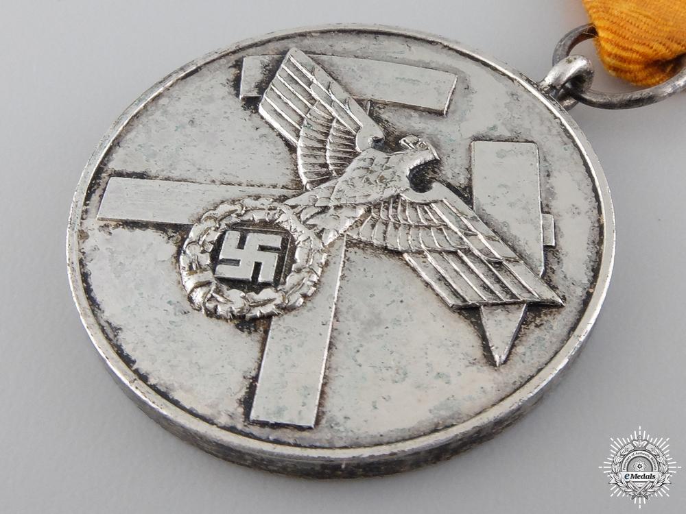 A German Mine Rescue Honour Medal