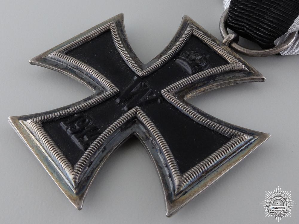 An Iron Cross Second Class 1914 by König. Munzamt Orden