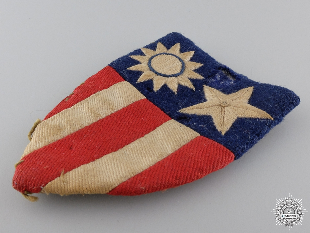 An American WWII USAAF China-Burma-India Theatre Patch