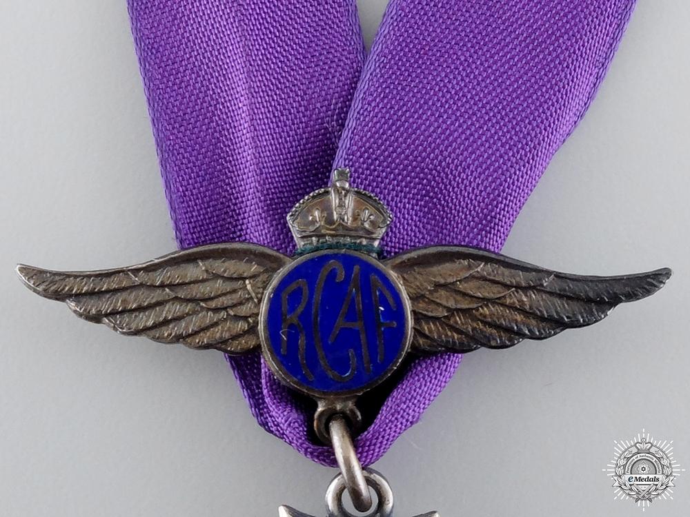 A Canadian Memorial Group to Spitfire Pilot Downed Over Yugoslavia