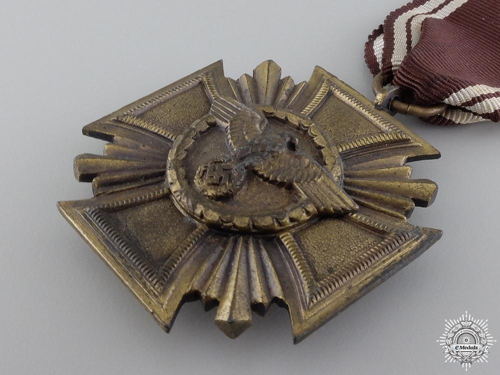 An NSDAP Long Service Award for Ten Years