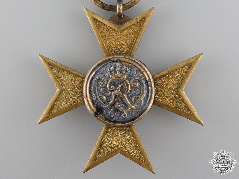 A Prussian Golden Merit Cross (1912-1916)