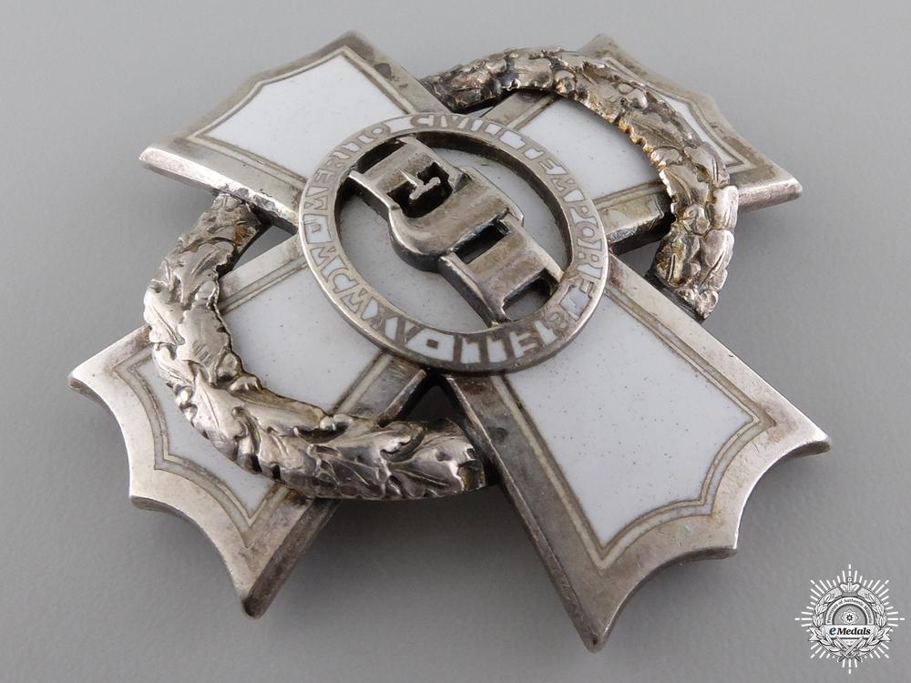 An Austrian War Cross for Civil Merit