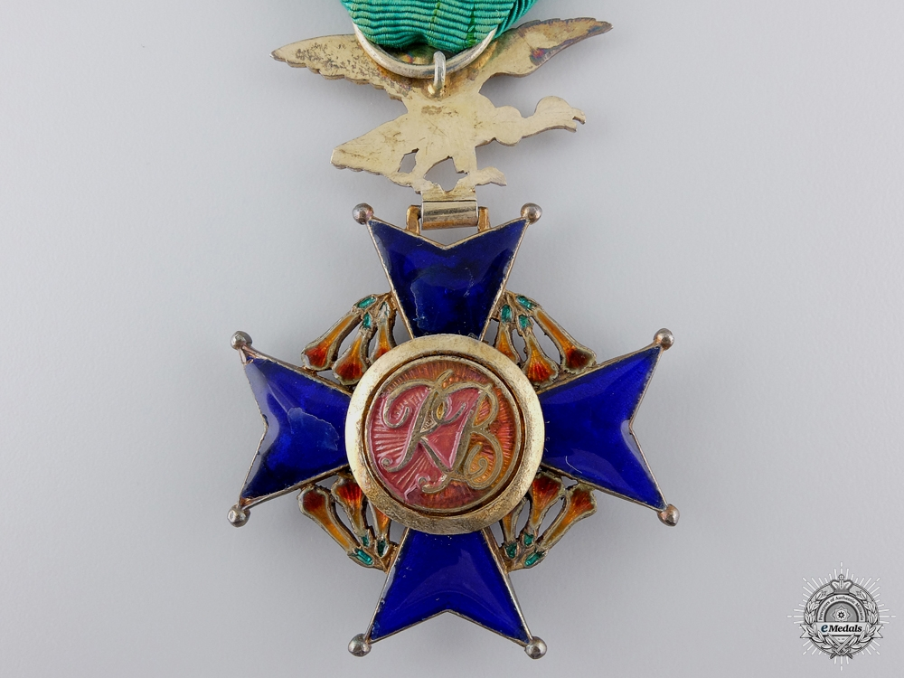 A Bolivian Order of Condor of the Andes; Knight