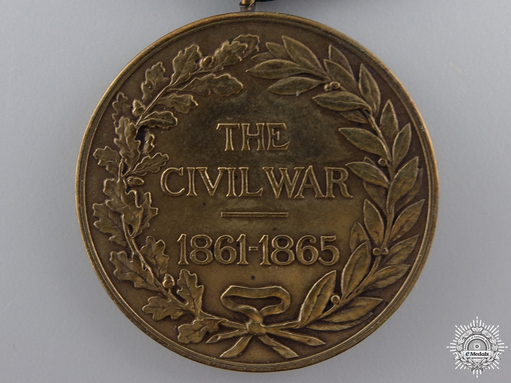 An American Civil War Army Campaign Medal; Numbered