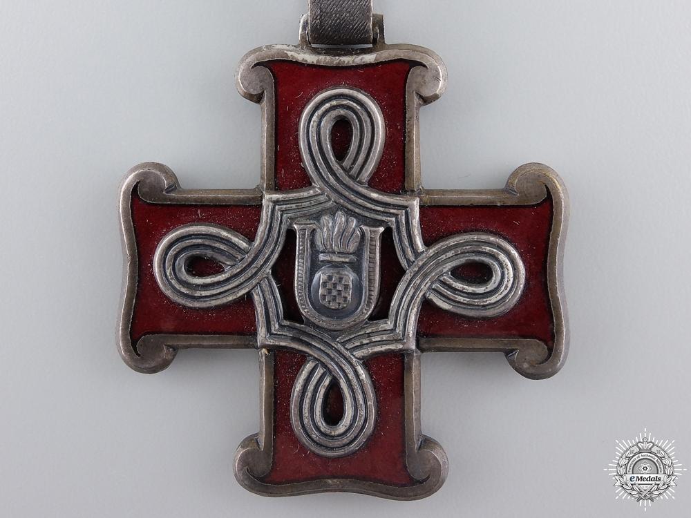 A Croatian Order of Merit; Christian Version