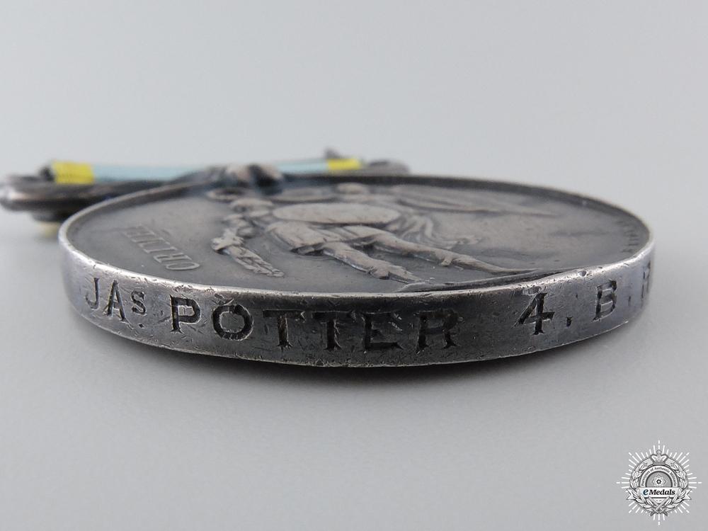 An 1854-56 Crimea Medal to the Royal Artillery