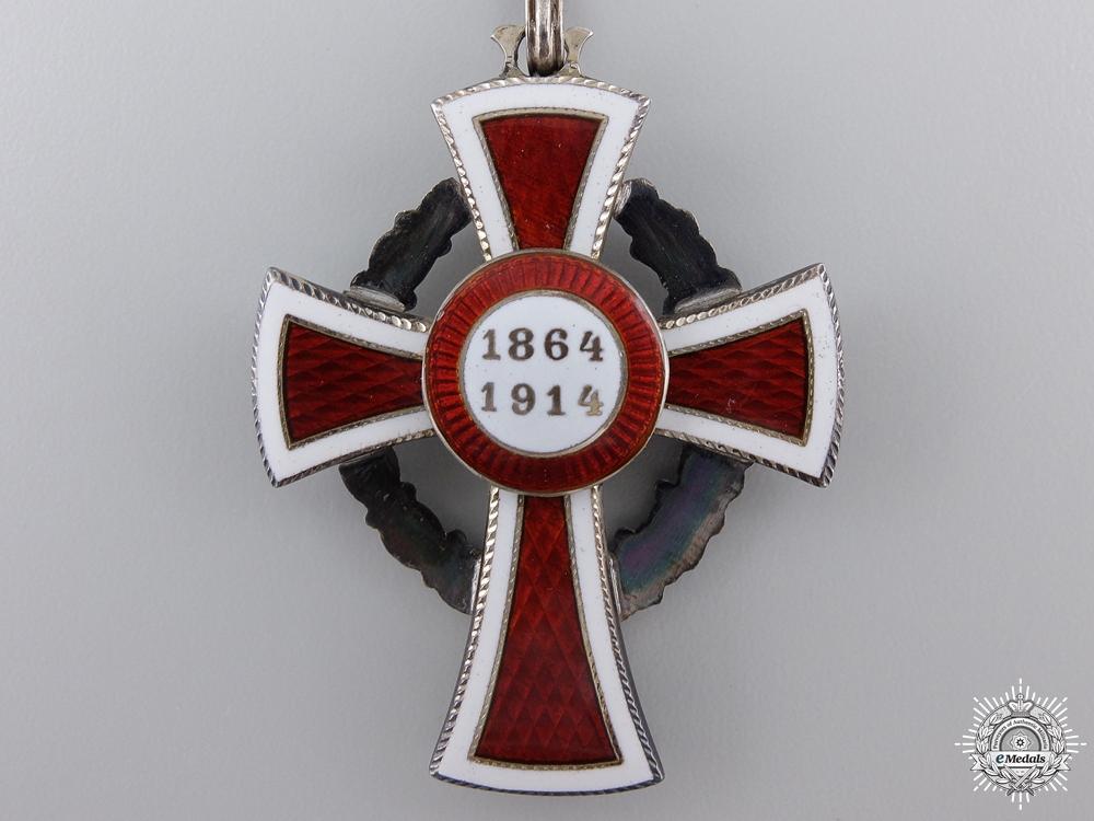 A 3rd Class Austrian Red Cross Decoration by Scheid