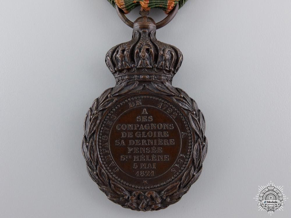 A French Saint Helena Medal