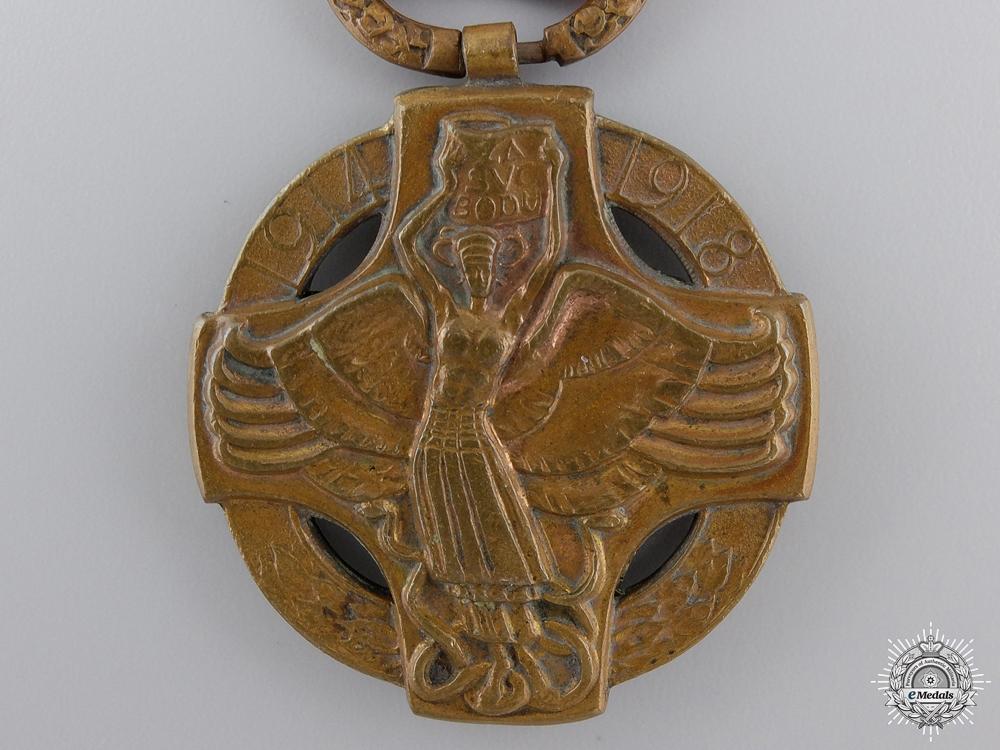 A First War Czech Revolutionary War Cross to the 22nd Regiment