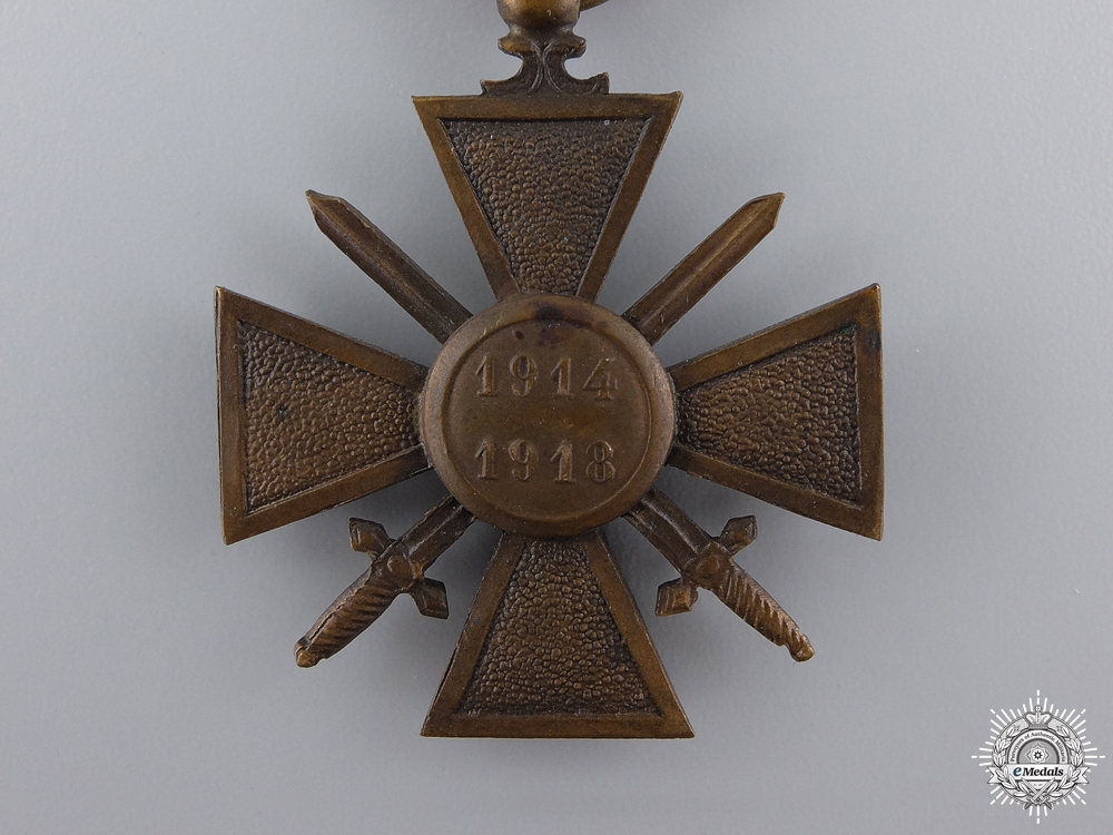 A 1914-1918 French War Cross